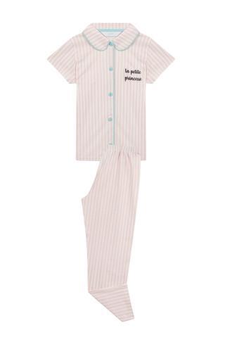 Set Pijama Fetițe Princesse 2 Buc.