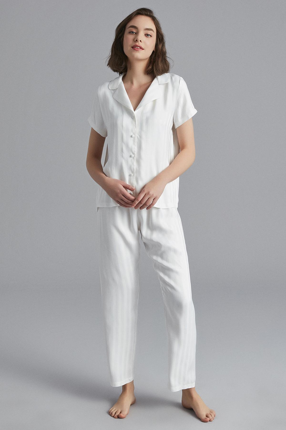 Set Pijama Bride Stripe