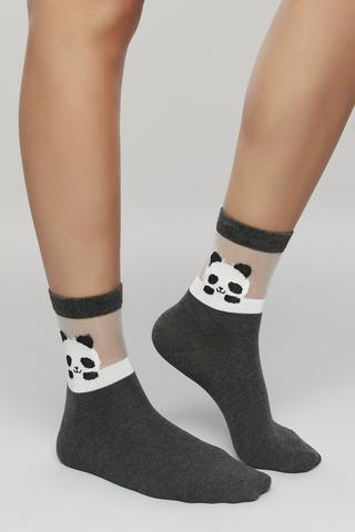 Șosete Lungi Panda