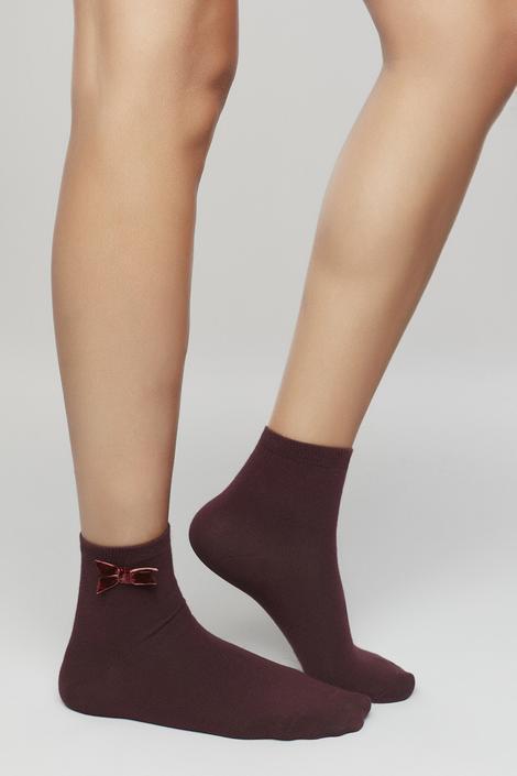 Velvet Liner Socks