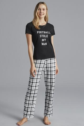 Football Pj Set