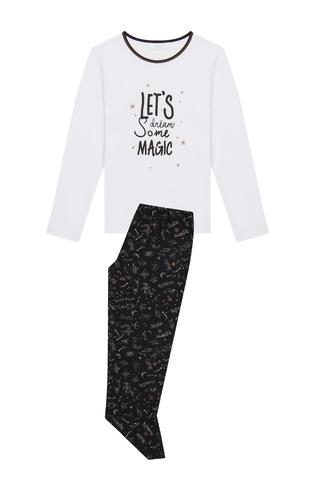Set Pijama Teen Magic Sky 2 Buc.
