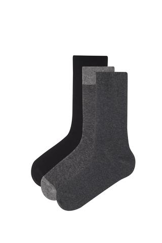 Men Modern 3 in 1 Socks