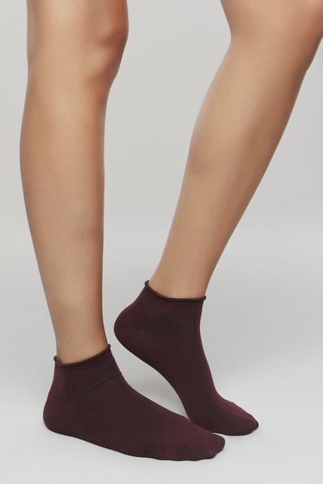 Smile 2 in 1 Liner Socks