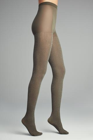 Ciorapi Cu Chilot Shiny Rib