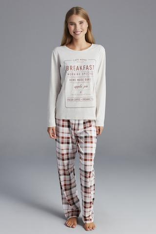 Breakfast Pyjama Set