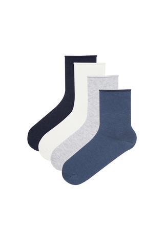 Simple 4 IN 1 Socks