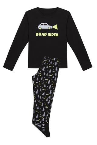 Boys Myb Night Rider 2 in 1 PJ Set