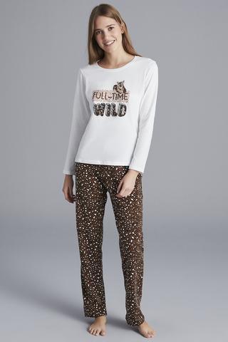 Set Pantaloni Wild Leo