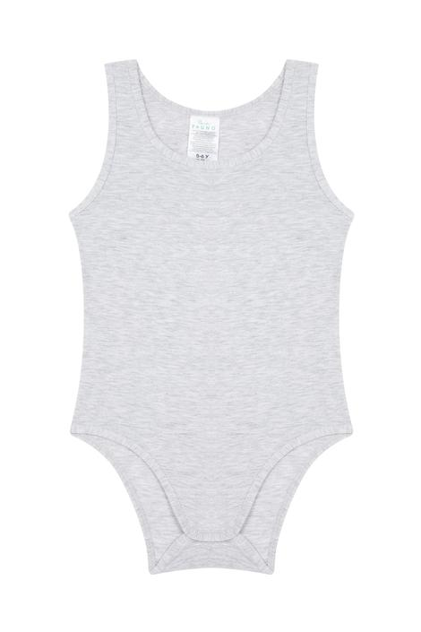 Girls Basic 2 In 1 Bodysuit