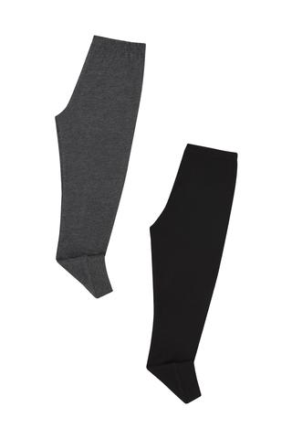 Unisex Myb 2 in 1 Thermal Knee High Socks