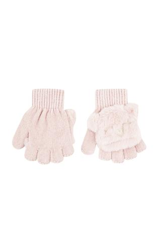 Girls Bear Gloves