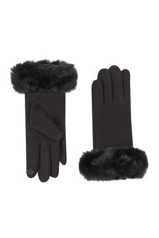 Mănuși Furry