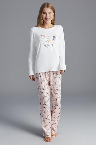 Set Pijama Diet Termal