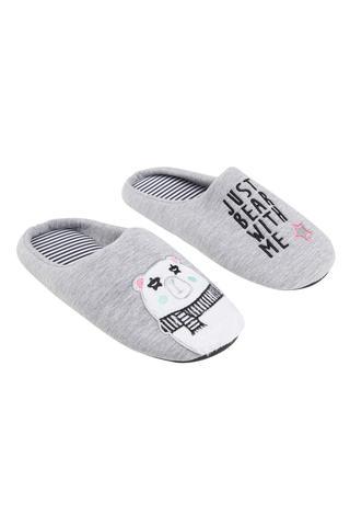 Papuci Bear Stripe