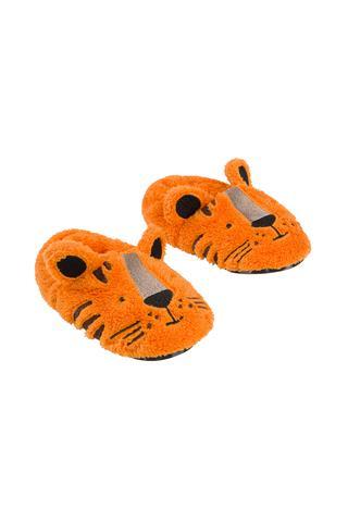 Boys Tiger Booties