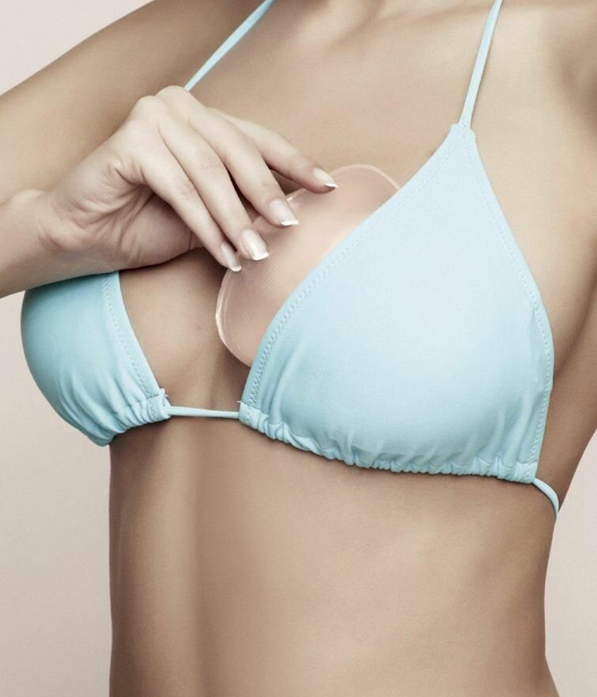 Silicone Bikini Pad
