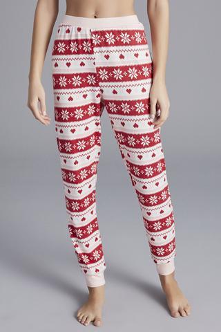 Fairisle Termal Pantolon