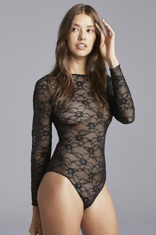 Bodysuit Lace
