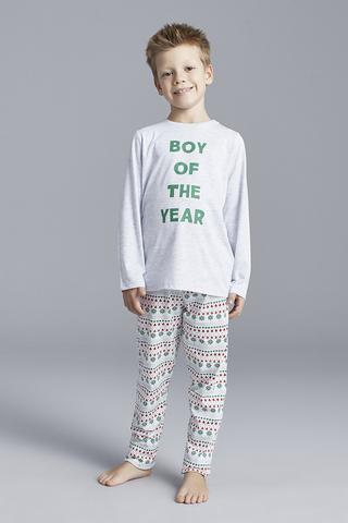 Set Pijama Boys OE Year