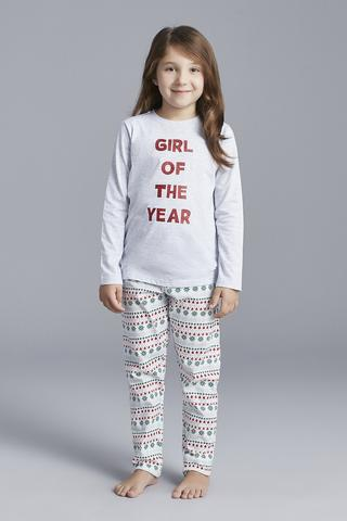 Set Pijama Girls OE Year