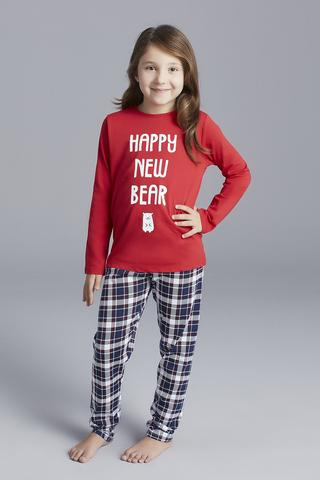 Set Pijama Unisex Oe Bear