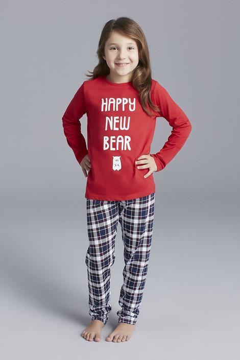 Set Pijama Unisex Oe Bear