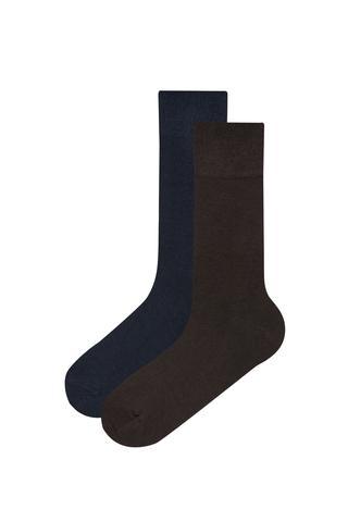 Men Bamboo Socks 2in1