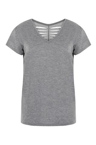 Cutout T-Shirt