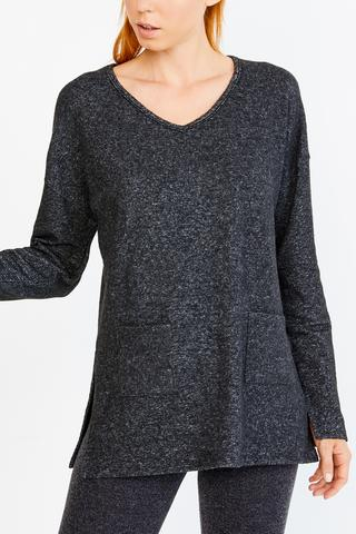 Bluză Lily V Neck
