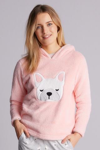 Sleepy Pug Sweatshirt