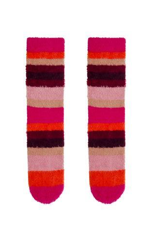 Șosete Lungi Scarlet Stripe
