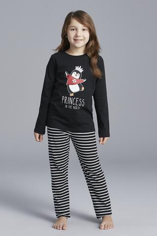 Pijama Girls Oe Penguin