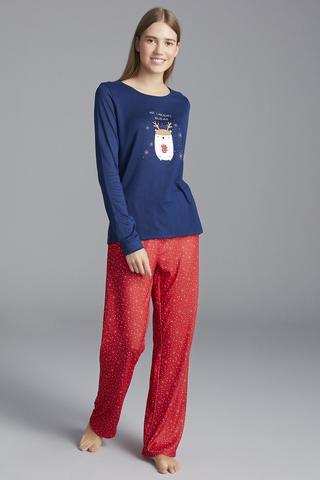 Set Pijama Thermal Hot Chocolate