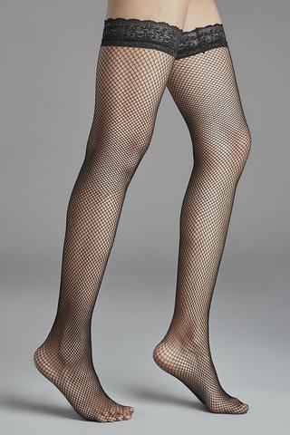 Fishnet Garters