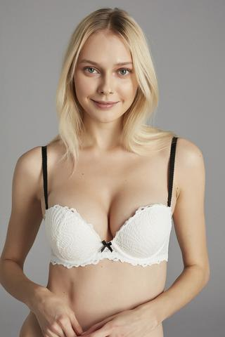 HEART EXTRA PUSH UP BRA