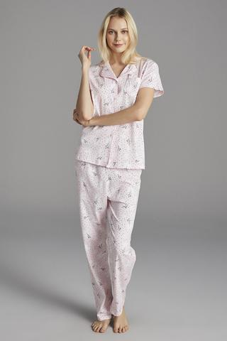 ENT FLOWERS PJ SET