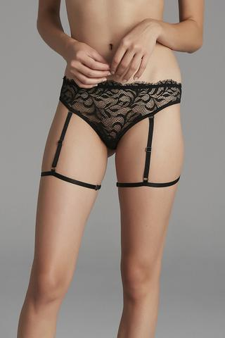 BLOOM GARTER BRAZILIAN