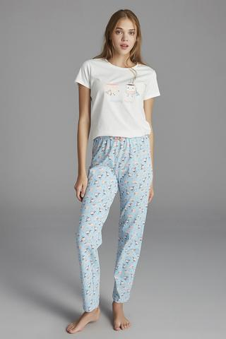 Set Pijama Shopping