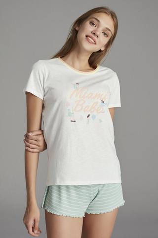 Miami Babe Tshirt