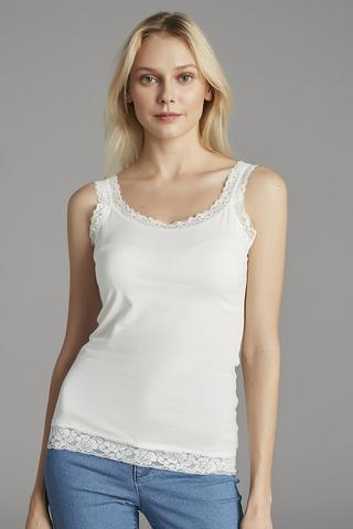 Basic Lace Cami Tank