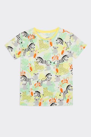 Tricou Unisex Printed