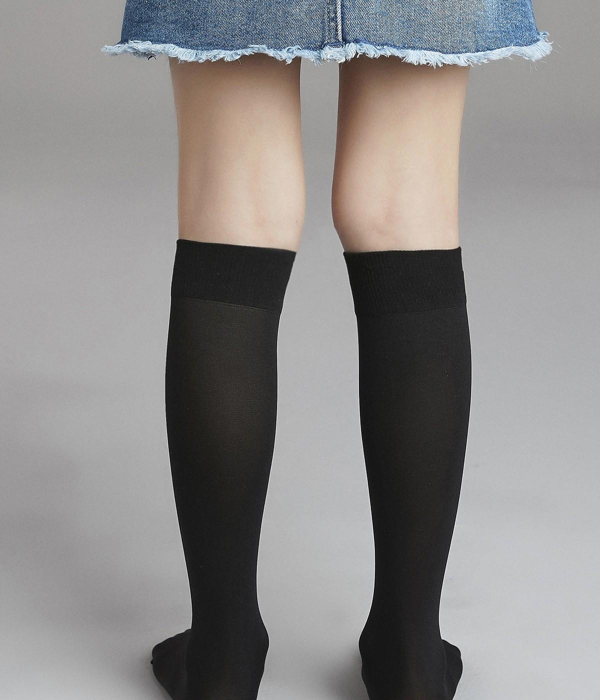 Pretty Mikro 40 Knee High Socks