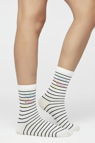MIAMI STRIPED SOCKS