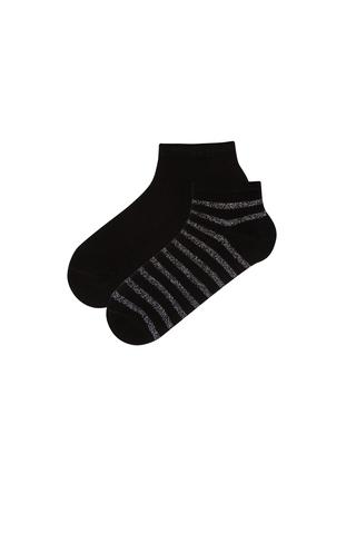 LUREX 2IN1 LINER SOCKS