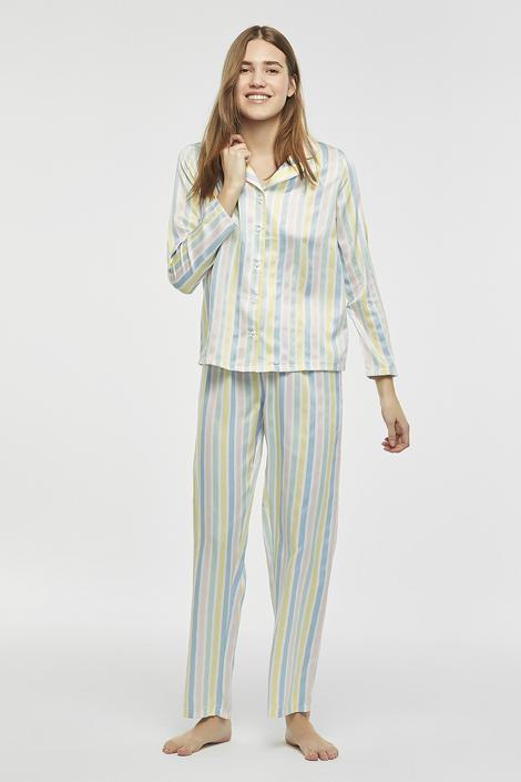 Set Pijama Miami Satin