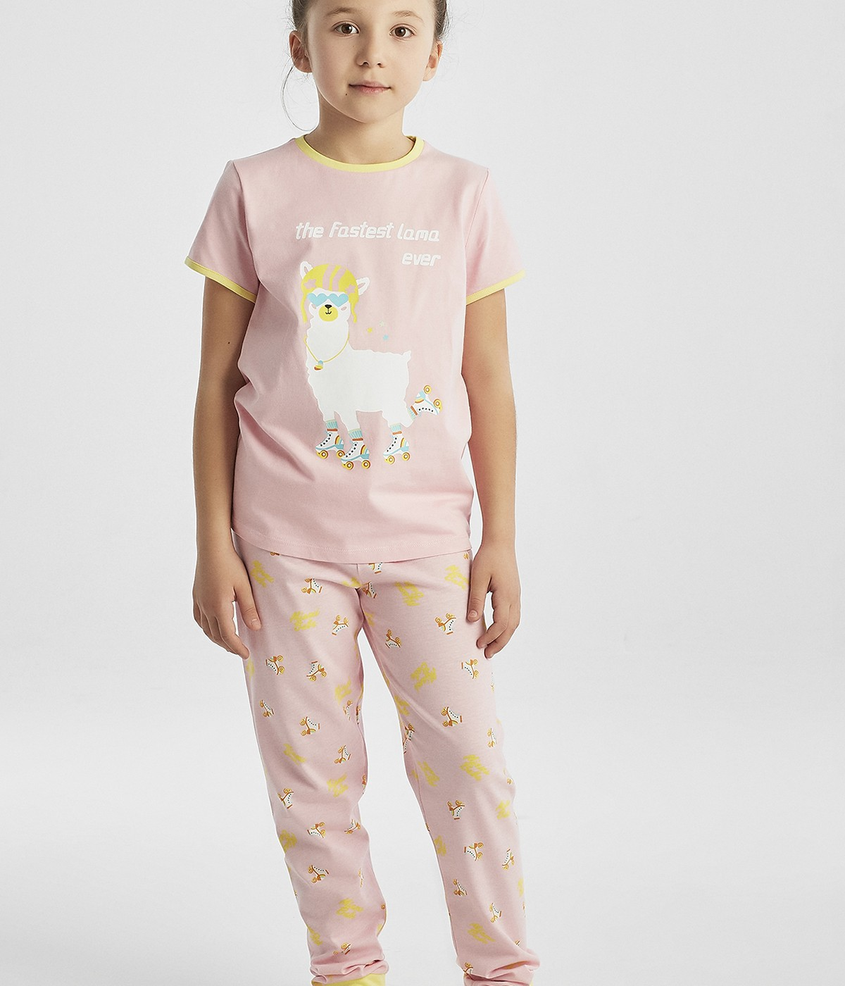 Set Pijama Girls Main Miami 4 Buc.