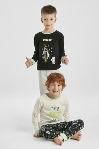 BOYS FUTURE 4IN1 PJ SET