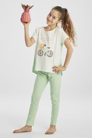 Set Pijama Teen Happiness 2 Buc.