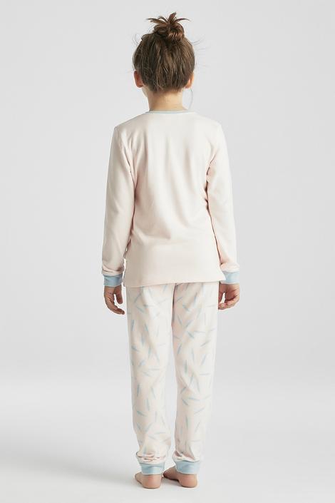 Set Pijama Feti?e Secret Termal 2 Buc.